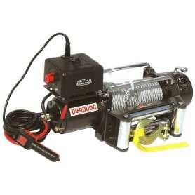 Treuil 4t1 moteur 4,5 cv cable acier