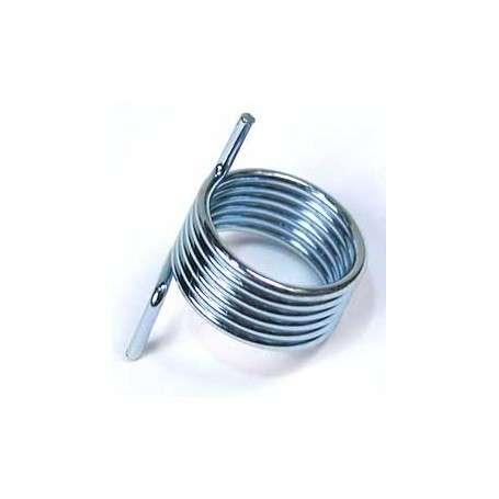 Ressort de rappel de cable pour carburateur
