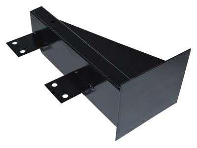 Support arriere gauche pour reservoir serie 2 et 3 chassis long