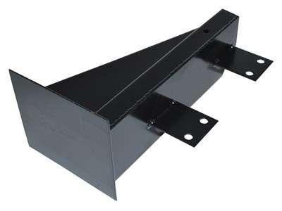 Support arriere droit pour reservoir serie 2 et 3 chassis long