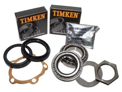 kit roulements avant Timken