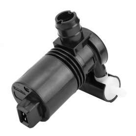 Washer pump for front and rear wiper/washer
