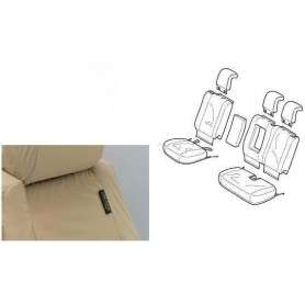 2006 to 09, rear seat covers, sand