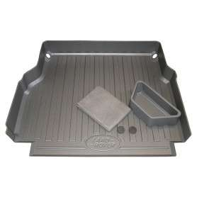 Carpets of rigid plastic box - range rover l322