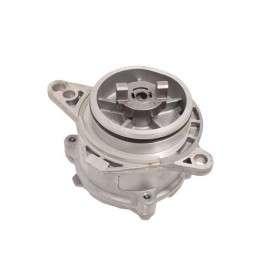 Pump-brake vacuum