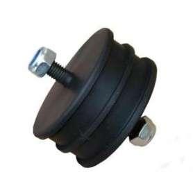 Kit mounting rubber