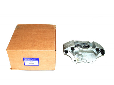 Caliper front left no ventilated disc for discovery since 1995