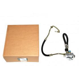 Pressure regulator for fuel