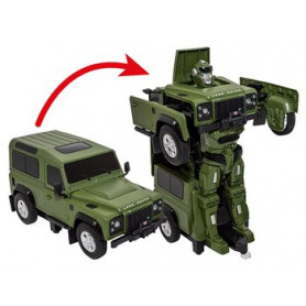 Transformable Defender