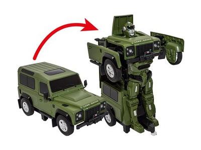 Defender Transformer