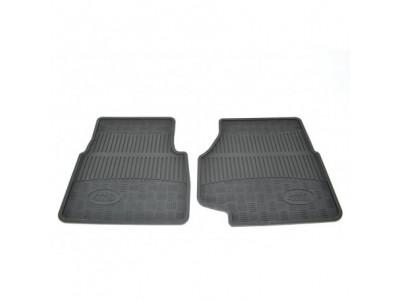 Paire de tapis de sol Defender logo Land Rover