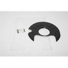 Tole de protection-disque frein gauche