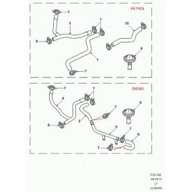 tuyau flexible Range P38