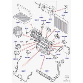 Moteur ventilation
