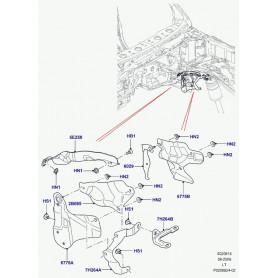 vis et rondelle-tete a six pans Discovery 3, Range L405, Sport