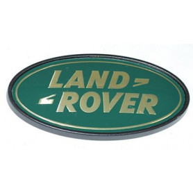 Badge-landrover