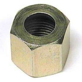 Nut for carburetor hose defender