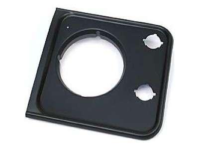 Calandre de phare avant gauche plastique noir defender