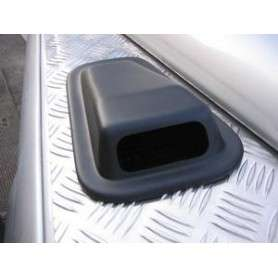 wing top air scoop - lh wing top air scoop - lh - defender