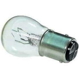 Rear light bulb double filament