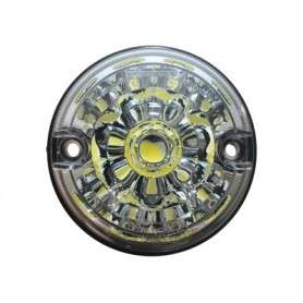 Led light front side defender