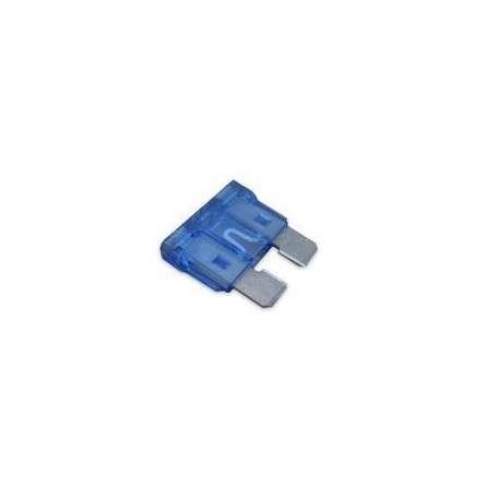 Fusible 15 amperes couleur bleu clair