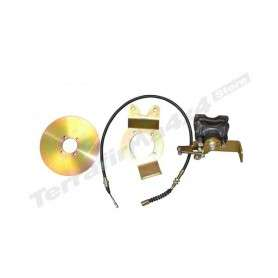 Terrafirma disc brake hand brake kit for 90/110/130
