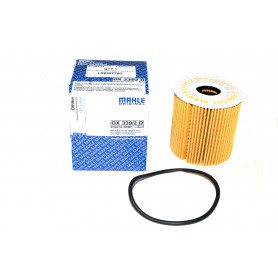 Oil filter defeder td4