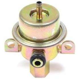 Pressure regulator for fuel - from serial va703237 (1997)