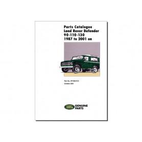 Parts catalog 90/110
