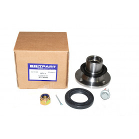 Rear differential flange kit (4-bolt)