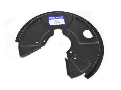 Protection de disque de frein arriere gauche pour defender