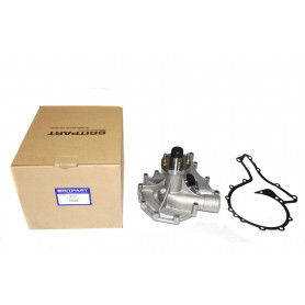 Pump water with air conditioning with viscous coupling defender v8 carburetor