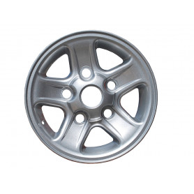 Boost aluminum wheels