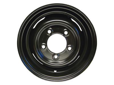 Steel road wheel 5.5f x 16