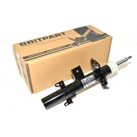 Rear shock absorber passager for freelander 2