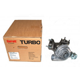 Turbocharger engine td5
