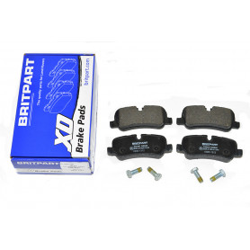 Rear brakes pads discovery 3