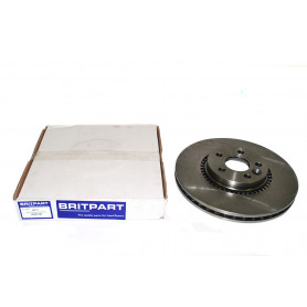 Front brake disc freelander 2 petrol
