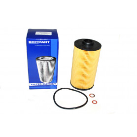 Filter assy - oil