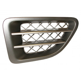06-09, right supercharged side vent grill