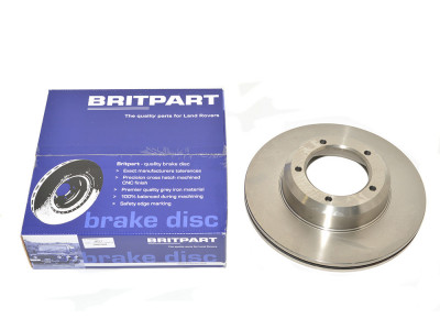 Disc - brake - vented
