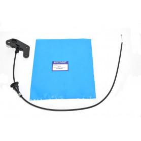 Bonnet / hood release cable lhd l322