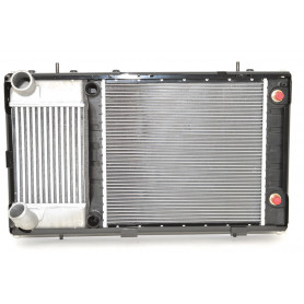 Intercooler + radiator 300 tdi defender from 1996