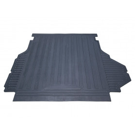 Molded rubber mat loadspace