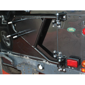 Spare wheel carrier def/series2+3
