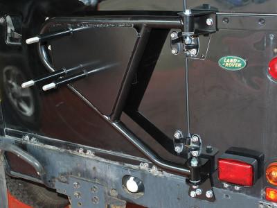 Porte roue pour modele avec porte arriere