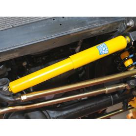 Steering damper defender super gas