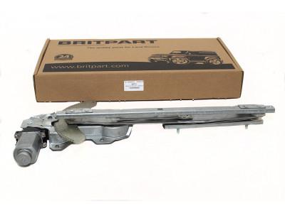 Mecanisme et moteur de leve vitre electrique avant gauche