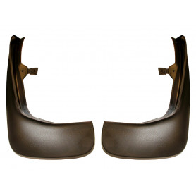 2006 to 2009, mudflaps, rear